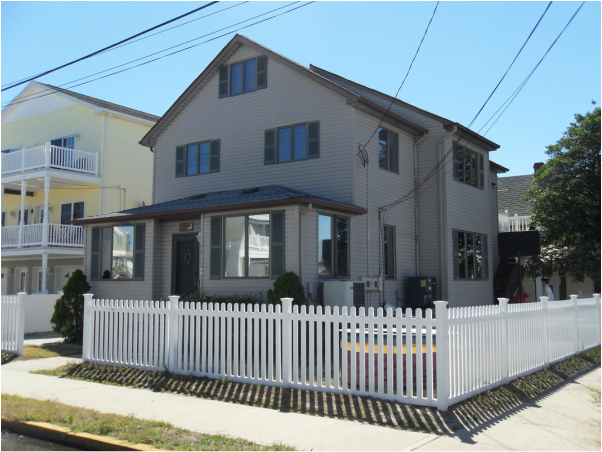 NJ Shore Rentals 75 N St. Seaside Park (Upper)