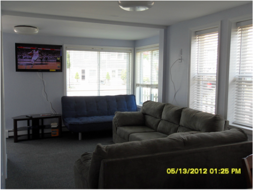 New Jersey Shore Rentals - 25 L St. Seaside Park (Lower)