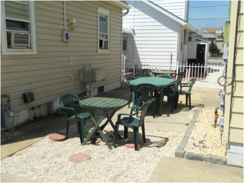 NJ Shore Rentals 74 O St. Seaside Park (Unit C)