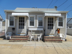 NJ Shore Rentals - 74 O St. Seaside Park (Unit B)
