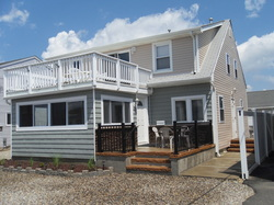 NJ Shore Rentals - 101 Trenton Ave. Lavallette (Lower)