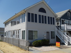NJ Shore Rentals - 25 L St. Seaside Park (Upper)
